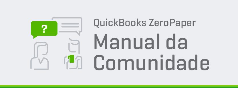 Manual da Comunidade