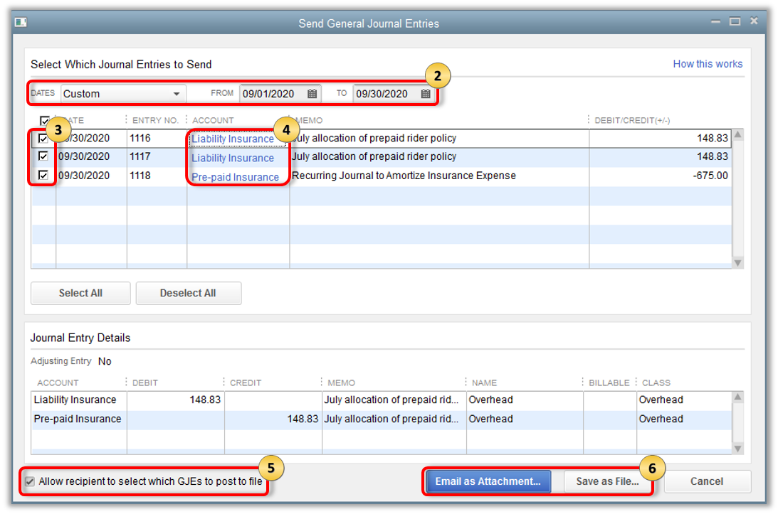 send and import general journal entries quickbooks community