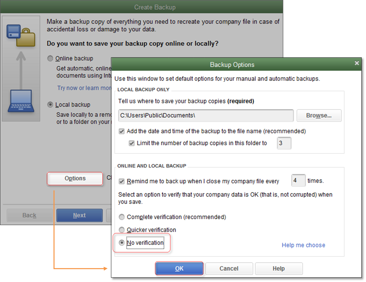 Resolve errors and unexpected results when importi... - QuickBooks