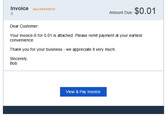 Create Invoices With Payment Link QuickBooks Learn Support - Create invoice email